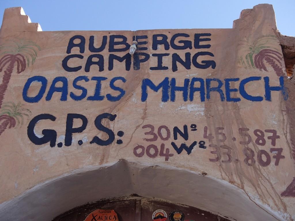 Oasis Mharech