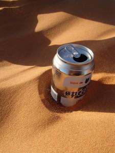 Sandy beer